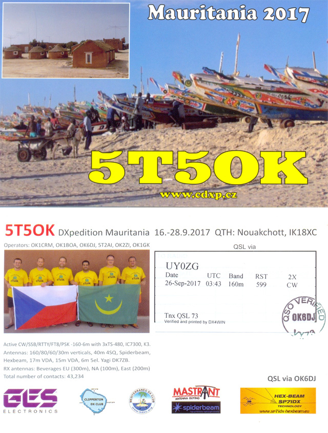 QSL received bureau/UY0ZG/09 01 2019 — Ukraine Topband